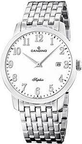 Оригинальные швейцарские наручные <b>часы CANDINO C4416</b>/<b>2</b> ...