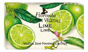 Купить <b>натуральное мыло profumi tropicali</b> lime 100г Florinda ...