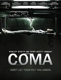 affiche Coma (2012)