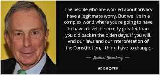 TOP 25 QUOTES BY MICHAEL BLOOMBERG (of 191)   A-Z Quotes via Relatably.com
