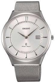 Мужские кварцевые наручные <b>часы Orient GW03005W</b> ...