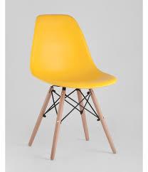 <b>Стул Eames</b> DSW желтый – купить по цене 1990 руб. в Москве ...