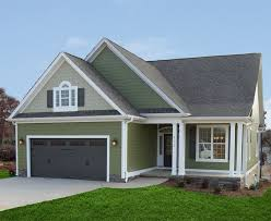 images about Exterior on Pinterest   Craftsman  Craftsman    The Smythe Plan   dongardner com   This narrow lot house plan has