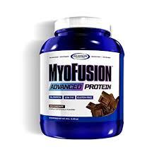 Gaspari <b>Nutrition Myofusion Advanced</b> Supplement, 4 lbs, <b>Milk</b> ...