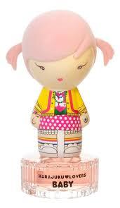 <b>Harajuku Lovers</b> Wicked Style Baby — духи для девочек ...