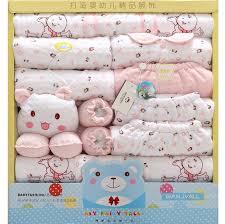 18 Pcs/Set Cotton <b>Newborn Baby</b> Girl Clothes <b>Autumn</b> Winter <b>Baby</b> ...