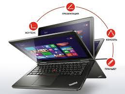 Обзор и тесты ультрабука <b>Lenovo ThinkPad Yoga</b> S1