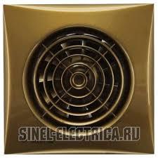 <b>SILENT</b>-<b>200</b> CZ GOLD <b>S&P</b> Silent <b>Вентилятор</b> 180 куб.м/ч, 16 Вт ...