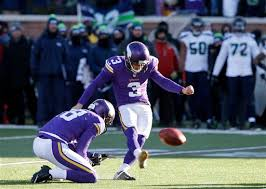 Image result for vikings vs seattle game 2016