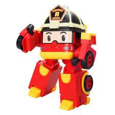 Купить робот-<b>трансформер Silverlit Robocar Poli</b> Рой Мега ...