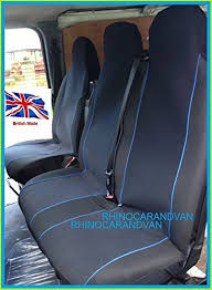 Rhino <b>Automotive</b>© Deluxe van <b>Seat Covers</b> Single Drivers And ...