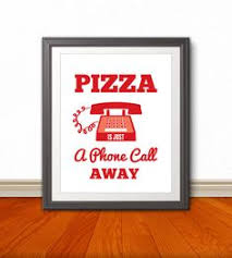 Believe in <b>Yourself</b> Simple Square Design Quote <b>Pizza</b> Funny ...