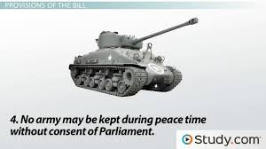 What Is the English Bill Of Rights? - Definition, Summary & History ...