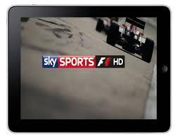 Sky Sports F1 Live