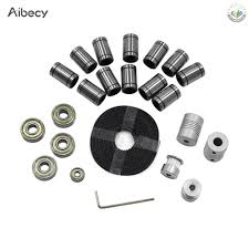 ready stock Aibecy 3D Printer Parts Linear Motion Kit <b>LM8UU</b> 608ZZ ...