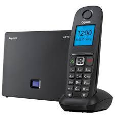 Купить Радиотелефон VoIP SIP <b>Gigaset A540 IP</b>, <b>черный</b> в ...
