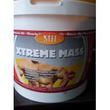 Отзывы о <b>Гейнер</b> Muscle hit <b>Xtreme mass</b>