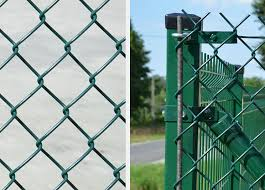 <b>Wire mesh fencing</b>
