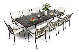 Dining Room Table With 10 Chairs Chair Dining Room Tables And Chairs For 10