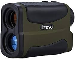 <b>Eyoyo Golf Range</b> Finder <b>Hunting Distance</b> Meter Speed Measurer ...