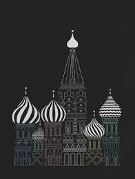 Image result for black & white picture of Russia