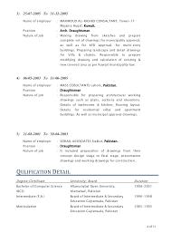 senior architecture draughtsman auto cad draftsman shopdrawing cv goo… of