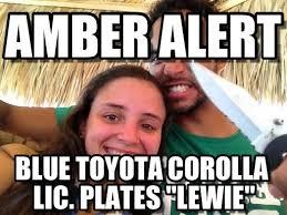 Amber Alert - Amber meme on Memegen via Relatably.com