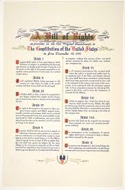 lesson plan the bill of rights and its impact on you the american bill of rights in