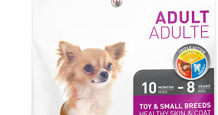 Healthy Skin & Coat Toy & Small Breeds - Adult - 1st Choice Russia