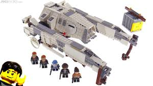 <b>LEGO Star Wars</b> Imperial AT-Hauler review! <b>75219</b> - YouTube