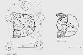 Housing in Kutch   Floor plans of round house  ground and upper    Housing in Kutch   Floor plans of round house  ground and upper floors   Archnet