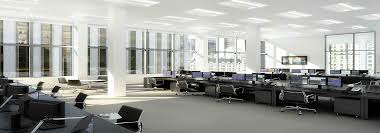 vertical property banker office space