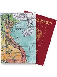 <b>Обложка на паспорт New</b> Voyager New wallet 5400460 в ...
