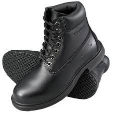 Genuine Grip 7160 <b>Men's</b> Size 10.5 Wide Width Black <b>Waterproof</b> ...