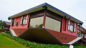 Image result for upside down house sabah