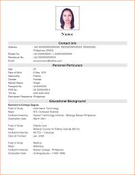 resume for job application filipino paradochart related for 8 resume for job application filipino