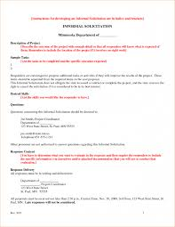 informal business proposal memo template best agenda templates informal proposal template