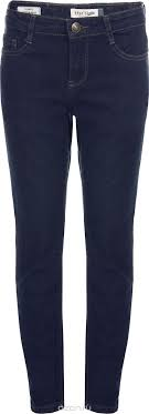 <b>Брюки для мальчика Sela</b>, цвет: сине-черный джинс. PJ-835/039 ...
