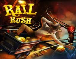 Play Games rail rush