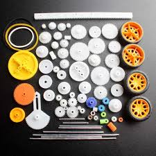 <b>Plastic</b> Bearing Gear Set Various Kinds of Gear Package Toy Car ...