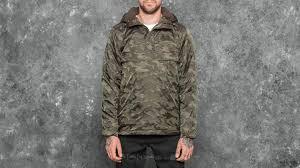<b>Куртки Urban Classics Padded</b> Camo Pullover Jacket Dark Olive ...