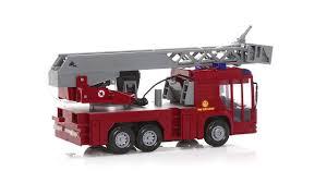 <b>Dickie</b> 3716003 - <b>Пожарная машина</b>, функциональная, 43 см. Fire ...