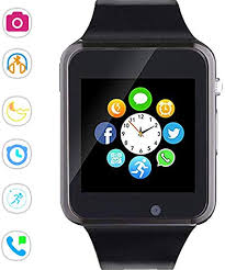 Beaulyn Bluetooth <b>Smart Watch</b> Men,Touch Screen <b>Sport</b> Wrist