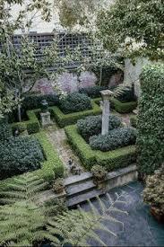 Small Picture London Villa Box Hedges English garden design English gardens