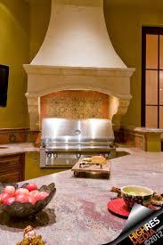 kitchen grills interior