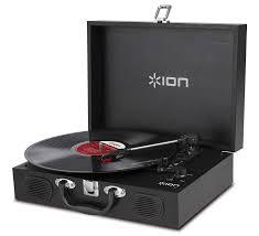 Купить <b>виниловый проигрыватель iOn Vinyl</b> Transport (Black) в ...