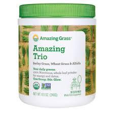 <b>Amazing Trio</b> - <b>Barley Grass</b>,Wheat Grass + Alfalfa Reviews 2020