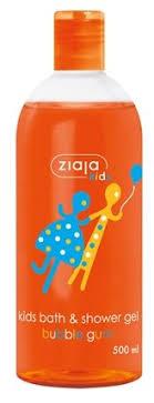 """Ziaja <b>Детский гель для душа</b> и ванны """"Bubble Gum"""" — купить по ..."""