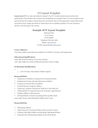 how to write a correct resume template how to write a correct resume