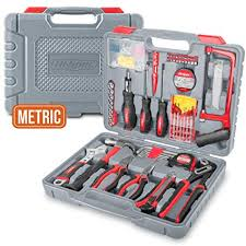 <b>Hi</b>-<b>Spec</b> 120pc Home & Garage Tool Set with Long Nose ...